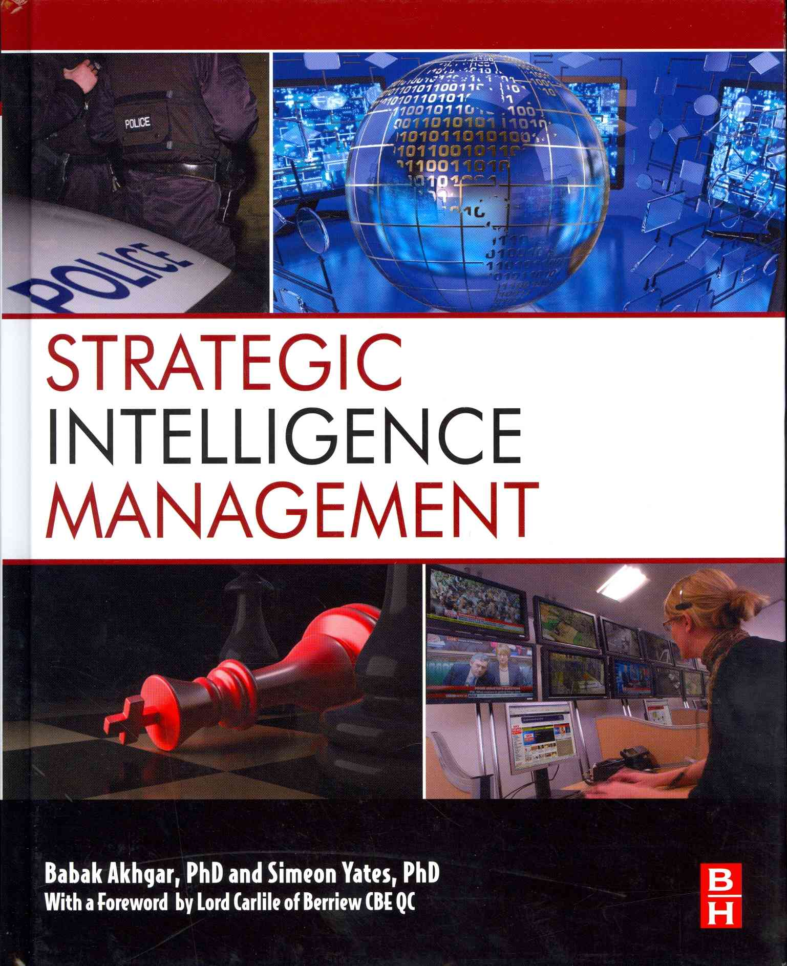 Strategic Intelligence Management By Akhgar, Babak (EDT)