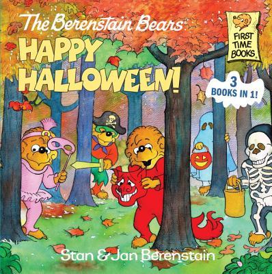 The Berenstain Bears Happy Halloween! By Berenstain, Stan/ Berenstain, Jan